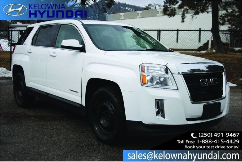 2013 GMC Terrain SLE-1 No accident One owner !! Penticton BC