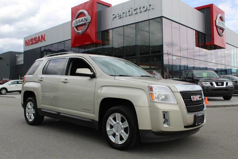 2013 GMC Terrain SLE-2, FWD, Heated Front Seats, A Great Family Vehicle Kelowna BC