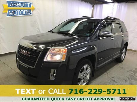 2013 GMC Terrain SLT Premium AWD w/Leather & Navigation Buffalo NY
