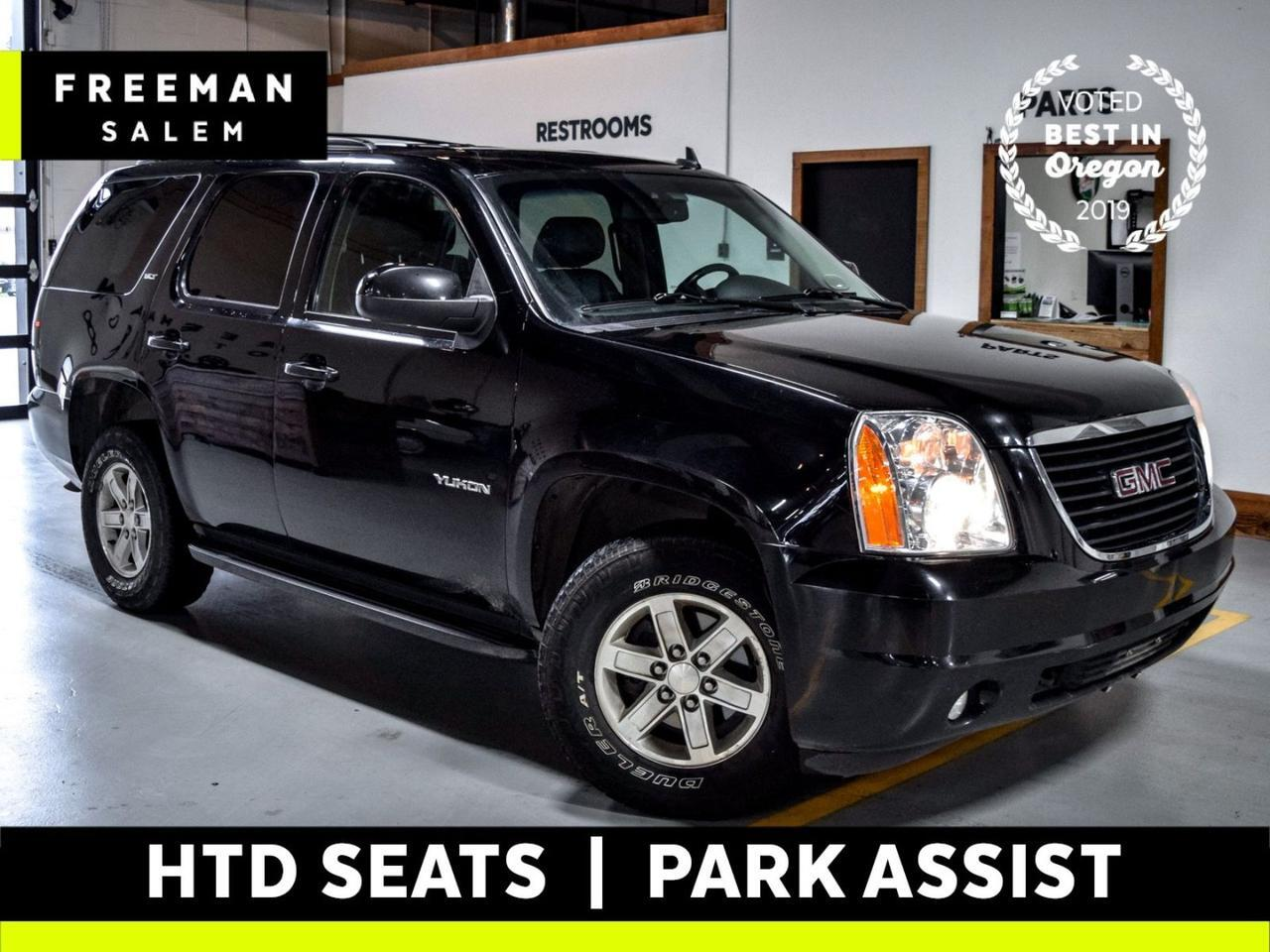 2013 GMC Yukon SLT 4WD Heated Seats Salem OR
