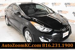 2013_HYUNDAI_ELANTRA COUPE GS; SE__ Kansas City MO