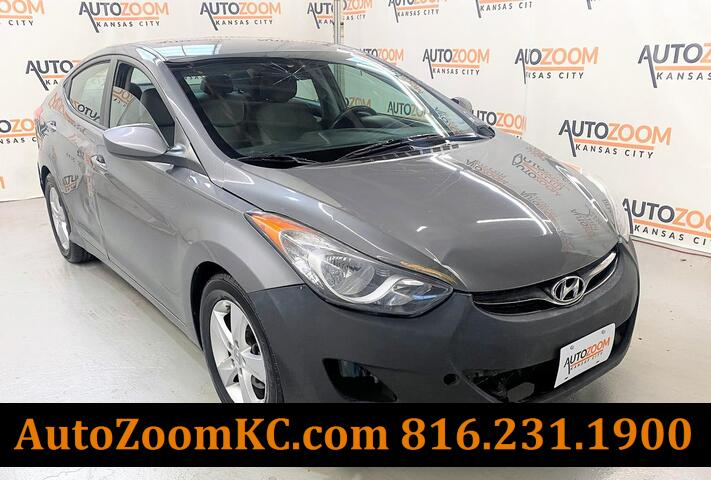 2013 HYUNDAI ELANTRA GLS; LIMITED  Kansas City MO