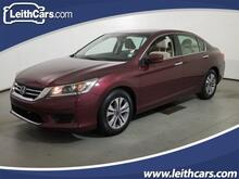 2013_Honda_Accord_4dr I4 CVT LX_ Raleigh NC