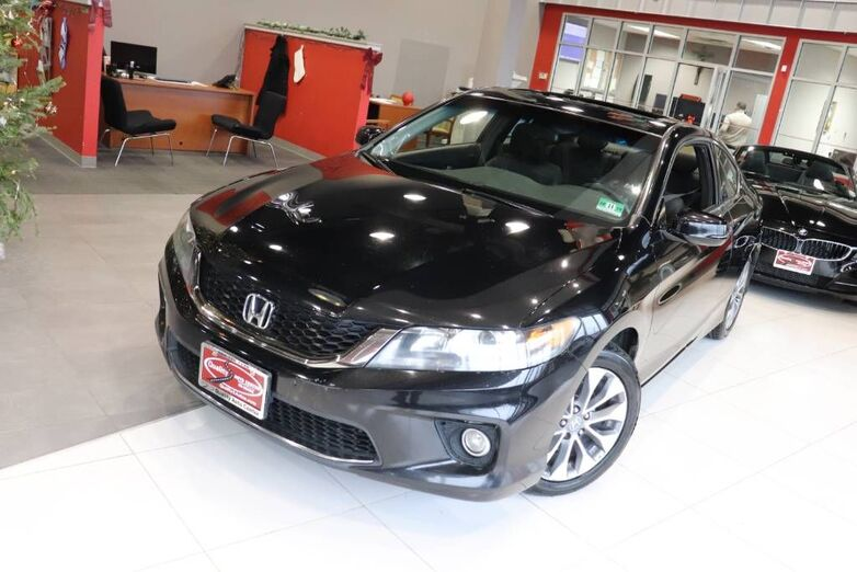 2013 Honda Accord Cpe EX Sunroof Backup Camera Springfield NJ