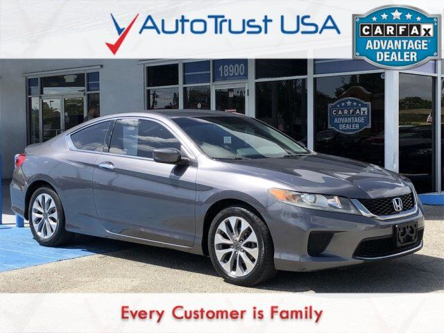 2013 Honda Accord Cpe LX-S Miami FL