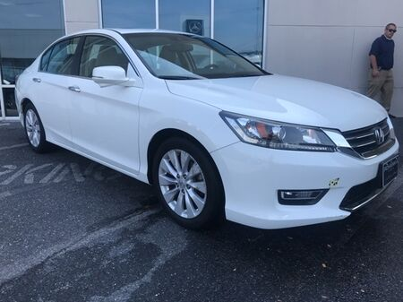 2013_Honda_Accord_EX-L ** NAVI & SUNROOF ** ONE OWNER **_ Salisbury MD