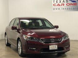 2013_Honda_Accord_EX-L AUTOMATIC SUNROOF LEATHER HEATED SEATS REAR CAMERA KEYLESS START BLUETOOTH_ Carrollton TX