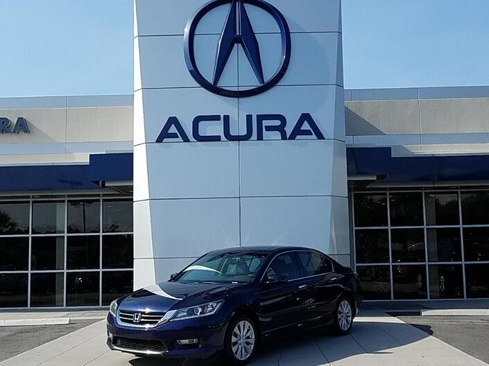 2013 Honda Accord EX-L Columbia SC