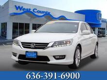 2013_Honda_Accord_EX-L_ Ellisville MO
