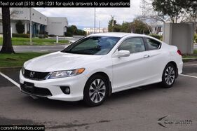 2013_Honda_Accord EX-L_Leather, Lane Departure, Back-Up Camera & More!_ Fremont CA