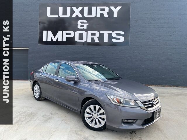 2013 Honda Accord EX-L Junction City KS