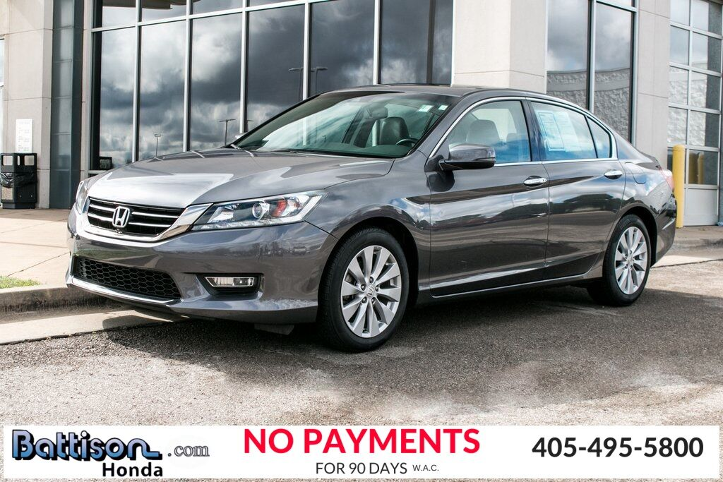 2013_Honda_Accord_EX-L_ Oklahoma City OK