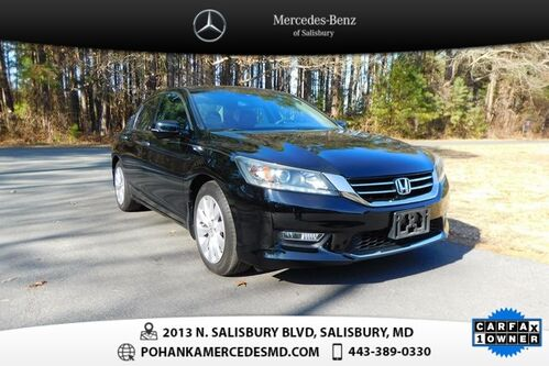 2013_Honda_Accord_EX-L_ Salisbury MD