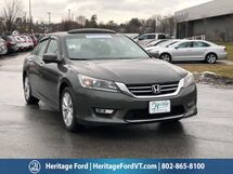 2013 Honda Accord EX-L South Burlington VT