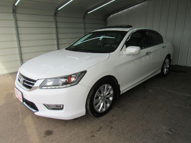 2013 Honda Accord EX-L V6 Sedan AT Dallas TX