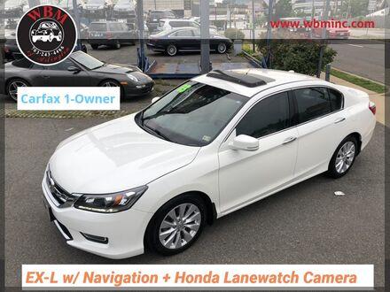 2013_Honda_Accord_EX-L w/ Navigation_ Arlington VA