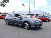 2013_Honda_Accord_LX (CVT) Sedan_ Crystal River FL
