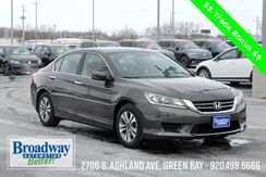 2013_Honda_Accord_LX_ Green Bay WI