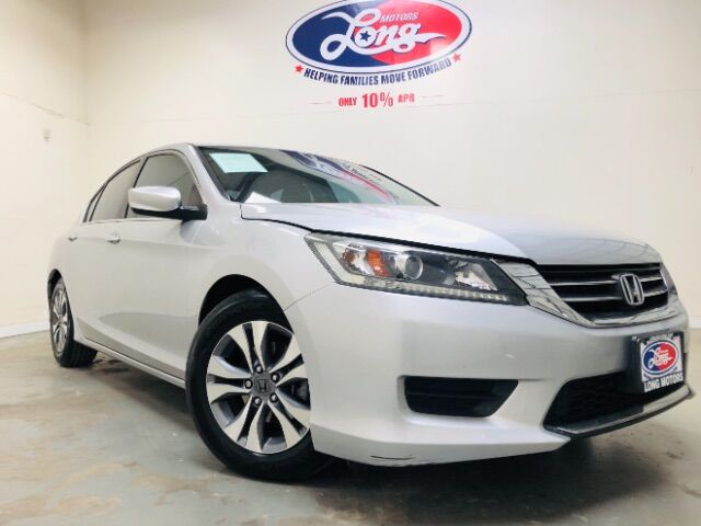2013 Honda Accord LX Sedan CVT