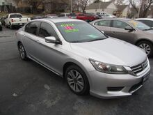 2013_Honda_Accord_LX Sedan CVT_ St. Joseph KS