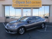 2013_Honda_Accord_LX Sedan CVT_ Las Vegas NV