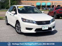 2013 Honda Accord LX South Burlington VT