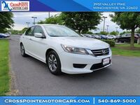 Honda Accord LX 2013