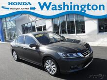 2013_Honda_Accord Sdn_4dr I4 CVT EX-L_ Washington PA