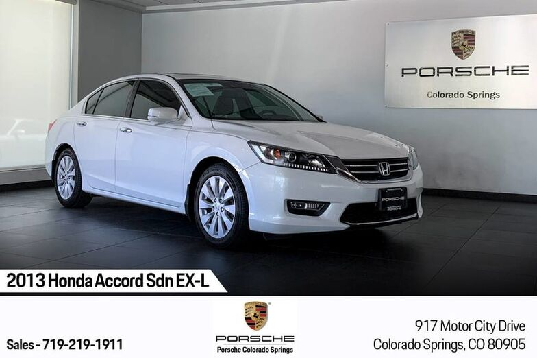 2013 Honda Accord Sdn EX-L Colorado Springs CO