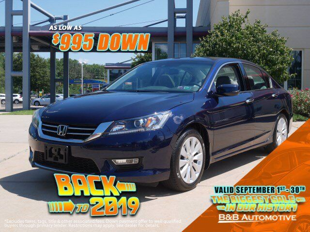 2013 Honda Accord Sdn EX-L Fairless Hills PA