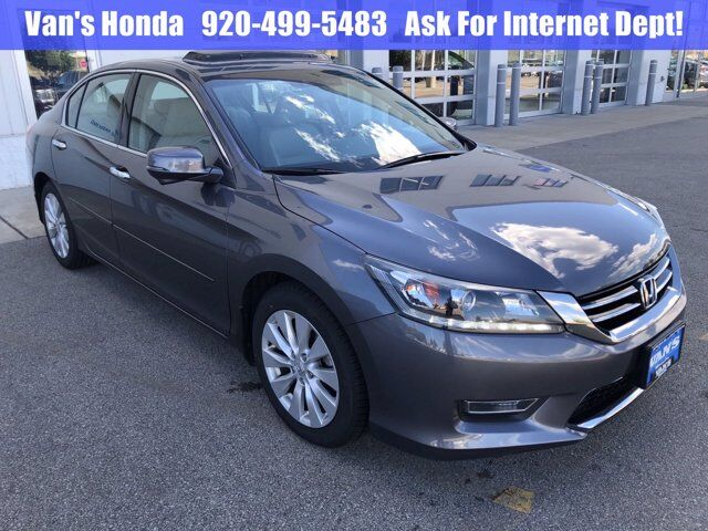 2013 Honda Accord Sdn EX-L Green Bay WI