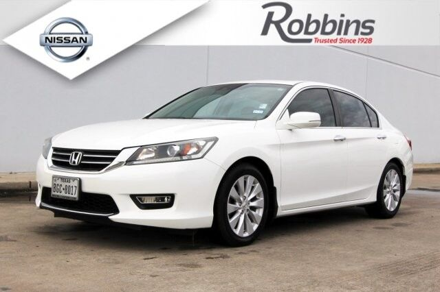 2013 Honda Accord Sdn EX-L Houston TX