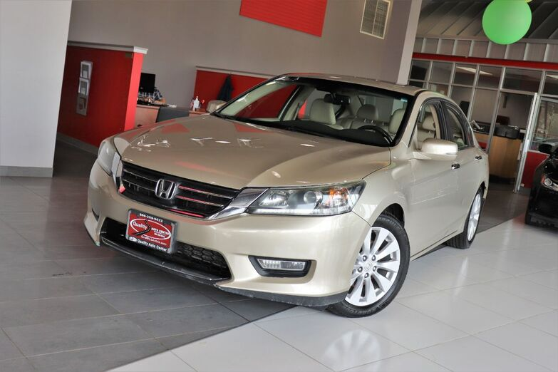 2013 Honda Accord Sdn EX-L Leather Backup Camera Springfield NJ