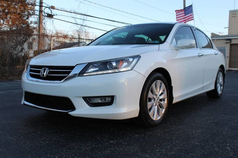 2013 Honda Accord Sdn EX-L New Castle DE