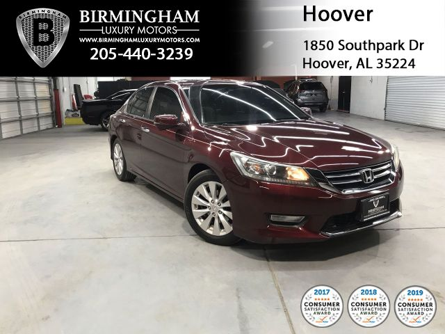 2013 Honda Accord Sdn EX-L Sedan CVT Hoover AL