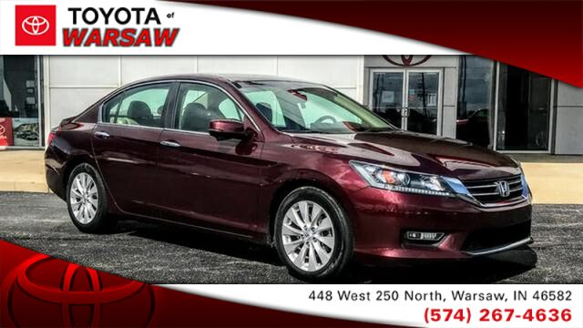 2013 Honda Accord Sdn EX L Warsaw IN ...