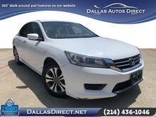 2013_Honda_Accord Sdn_LX_ Carrollton  TX