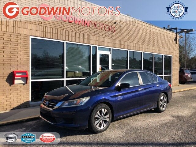 2013 Honda Accord Sdn LX Columbia SC