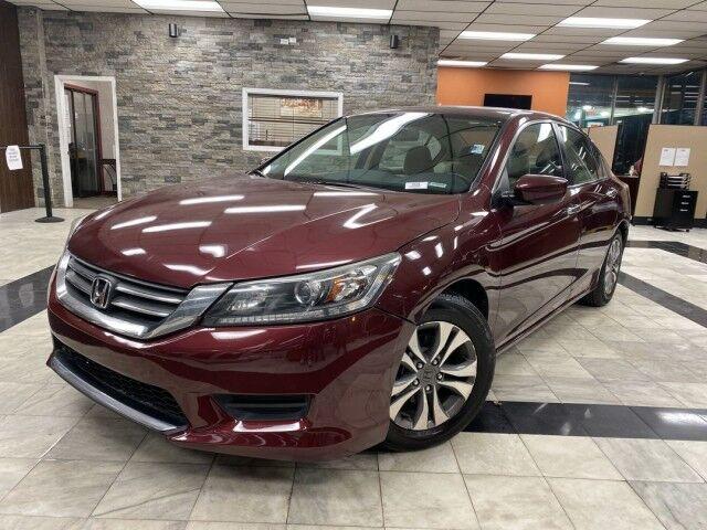 2013 Honda Accord Sdn LX Worcester MA