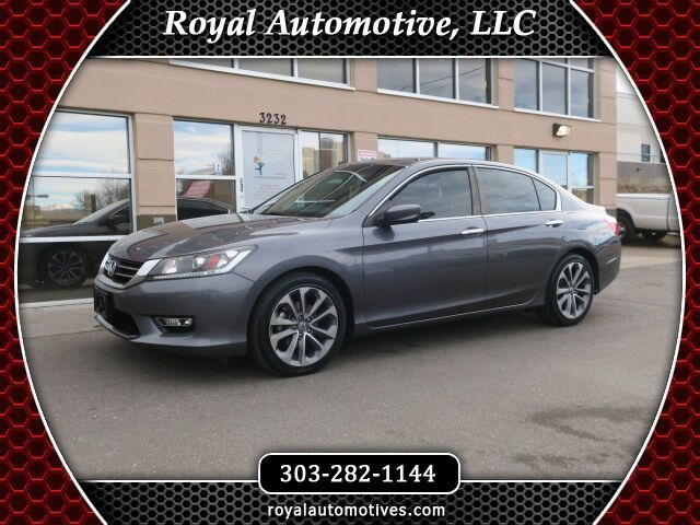 2013 Honda Accord Sdn Sport Englewood CO