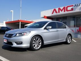Honda Accord Sdn Sport 2013