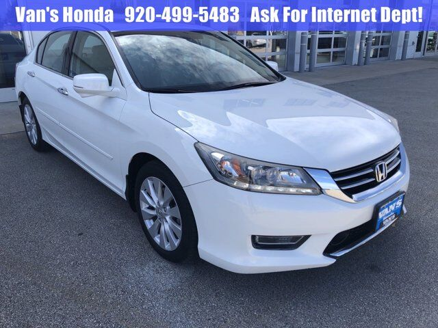 2013 Honda Accord Sdn Touring Green Bay WI