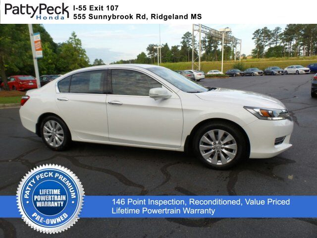 2013 Honda Accord Sedan EX-L FWD Jackson MS