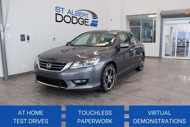 2013 Honda Accord Sedan EX-L St. Albert AB