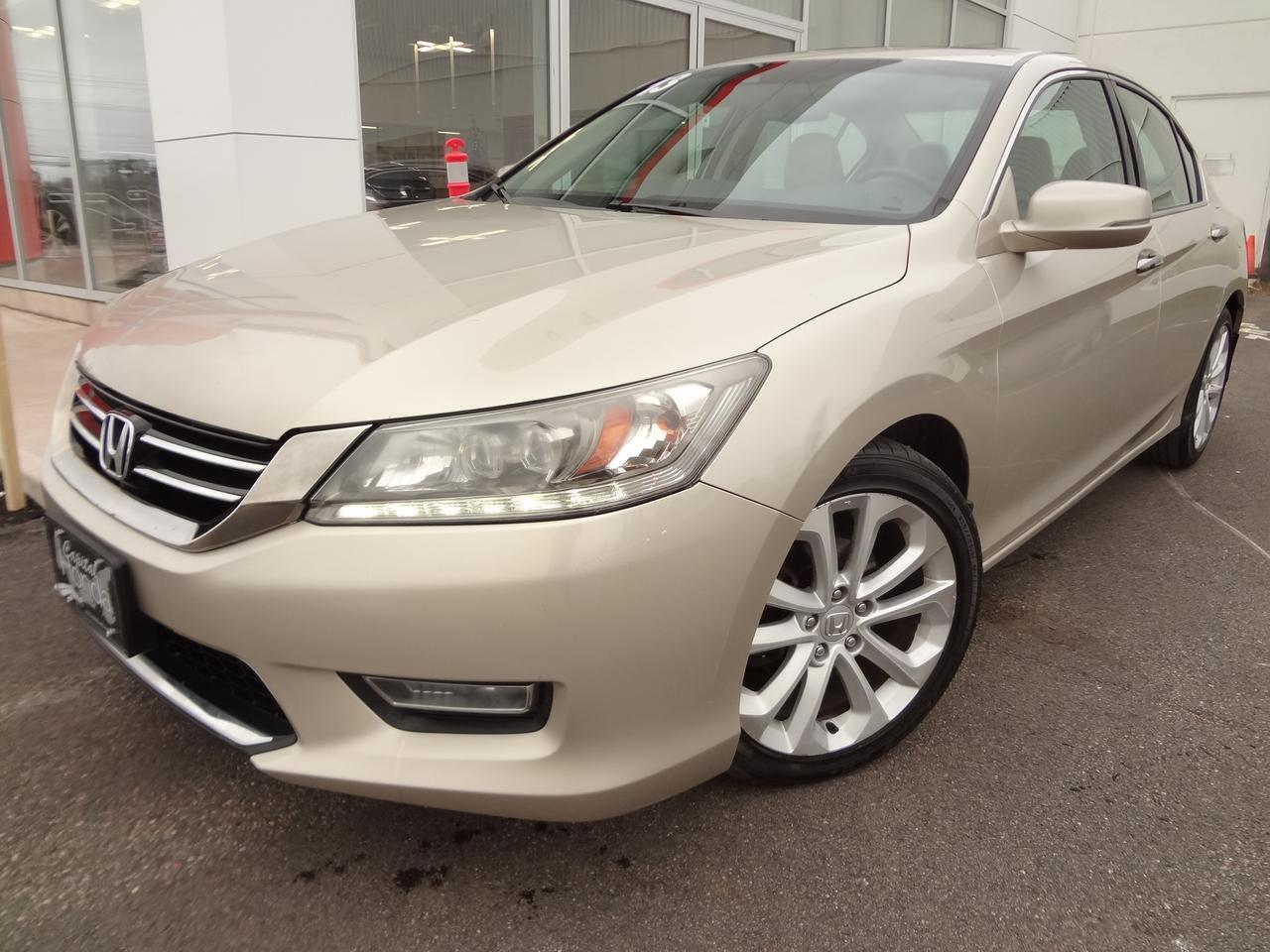 2013 Honda Accord Sedan Touring Charlottetown PE