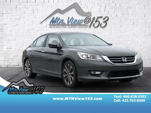 2013 Honda Accord Sport Chattanooga TN
