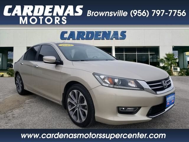 2013 Honda Accord Sport Harlingen TX