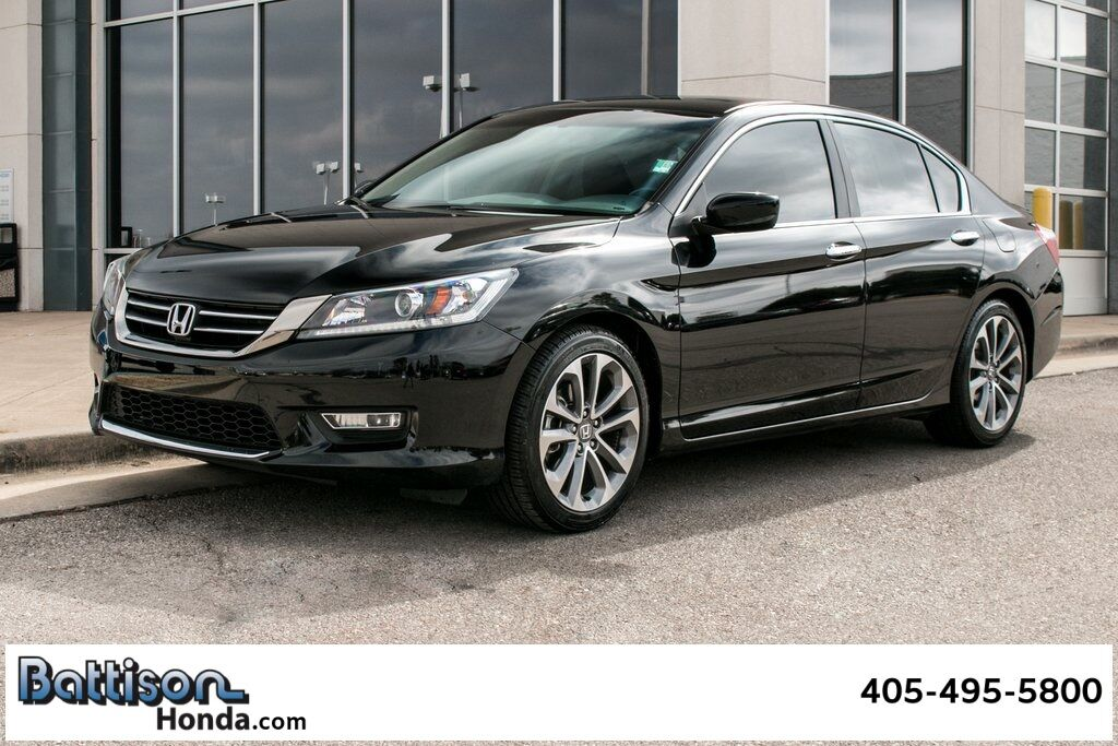 2013_Honda_Accord_Sport_ Oklahoma City OK
