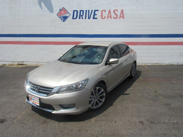 2013 Honda Accord Sport Sedan CVT Dallas TX