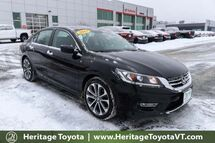 2013 Honda Accord Sport South Burlington VT